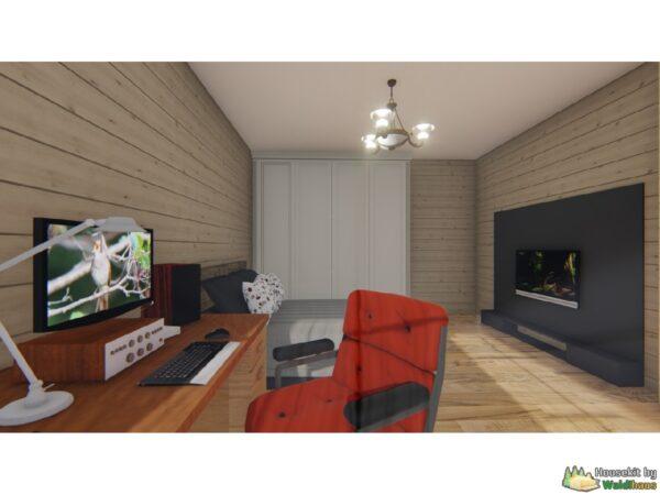 Wandbausatz Mehrfamilienhaus St. Petersburg 530qm
